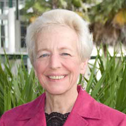 Photo of staff member Mary Armstrong