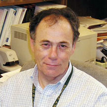 Photo of staff member Paul Greenbaum