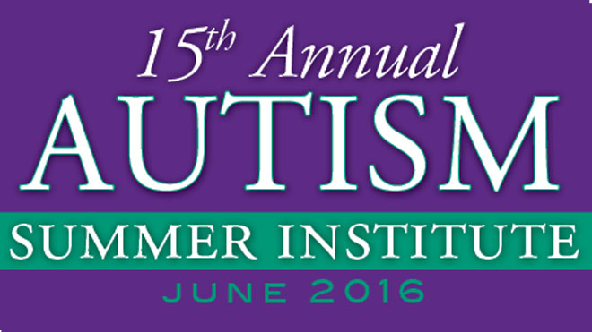 PEPSA Autism Summer Institute