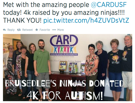 CARD Donation