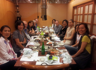 David's Korean Mentee Association